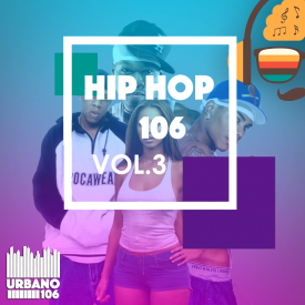 Hip Hop 106 Vol 3 (2000´s)
