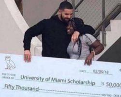 Drake regala 1 millón de dólares en el vídeo de 'God's Plan': ¿altruismo o egocentrismo?