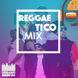 Reggae Tico Mix