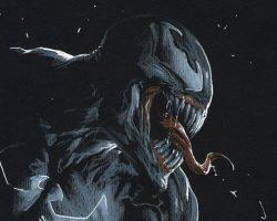 Venom llegará a los cines en octubre del 2018.