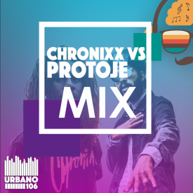 Chronixx Vs Protoje Mix