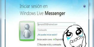 Messenger MSN ha vuelto: ¿lo descargarias en tu celular?