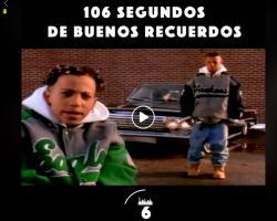106 Segundos de Buenos Recuerdos| Urbano 106