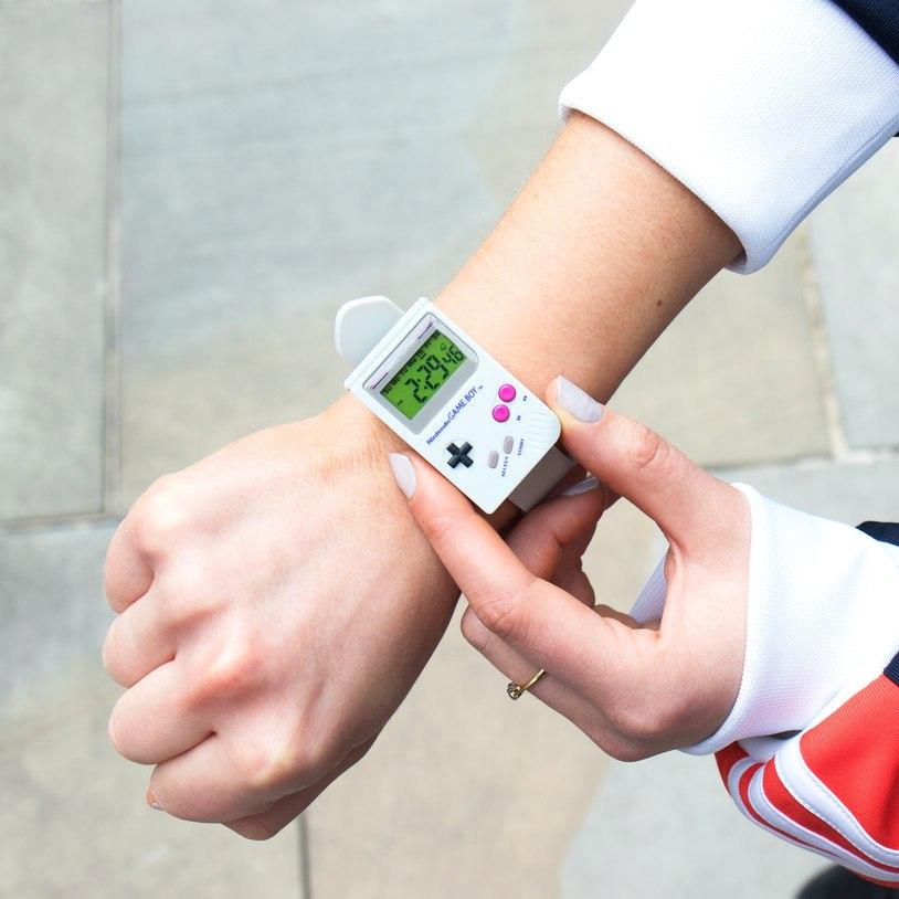 Game-Boy-Watch