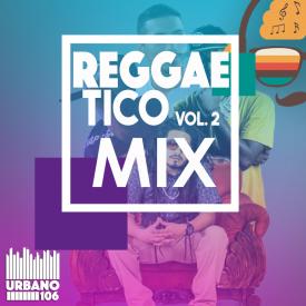 Reggae Tico Mix Vol 2 (Version Roots)