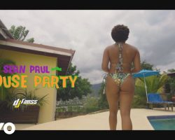 Sean Paul, DJ Frass – House Party (Official Video)
