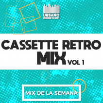 Cassette Retro Mix Vol 1 (Urbano 106)