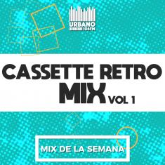 Cassette Retro Mix Vol 1 (Urbano 106)