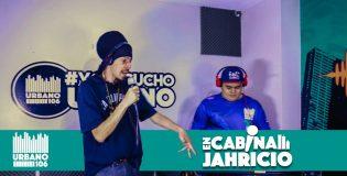 #EnCabina: con Jahricio (Sesion 01)