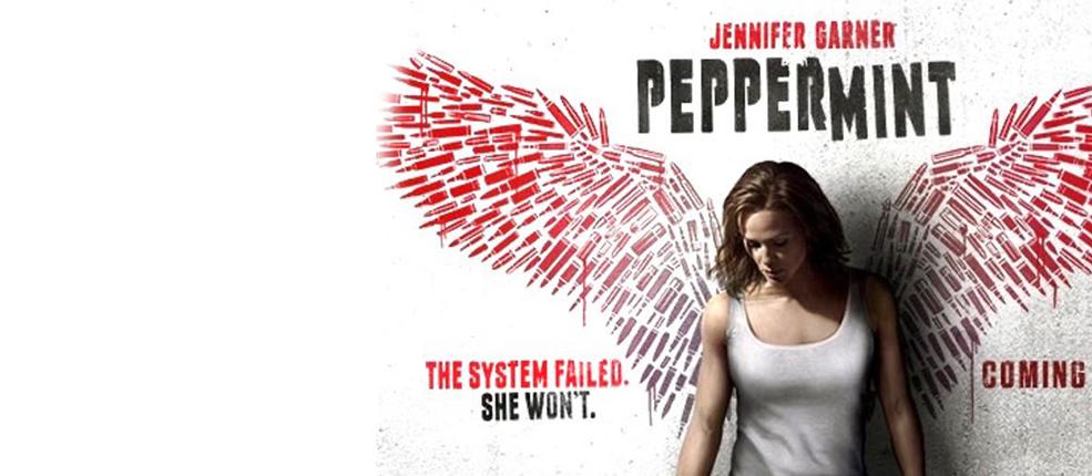 """""""Peppermint"""" La Nueva Película de Jennifer Garner"""