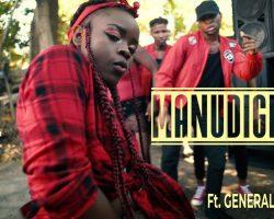 MANUDIGITAL Ft. General Degree – Bad (Official Music Video)