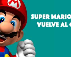 Cine: Película Animada de Super Mario Bros. es una realidad