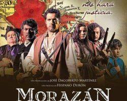 Cine: 'Morazán', la película del héroe hondureño.