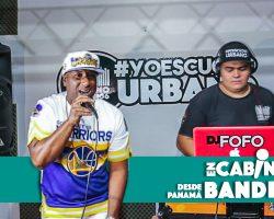#EnCabina: con Bandido (Panamá) (Sesión 08)