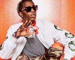 El rapero Young Thug vuelve a la cárcel