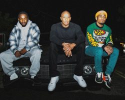 Anderson .Paak – TINTS (feat. Kendrick Lamar) (Official Video)