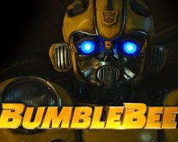 Bumblebee 🐝 el spin off de Transformers se estrena esta semana