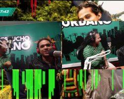 Conkarah y Talawa  estrenan nueva canción en la cabina de Urbano106