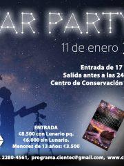 11 Ene 2019 | I Fiesta de Estrellas «Star Party 2019»
